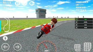 PAW Ryder Moto Racing 3D Game - Patrol Games For Children #Bike Game To Play