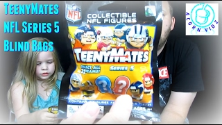 Teenymates NFL Series 5 Blind Bags