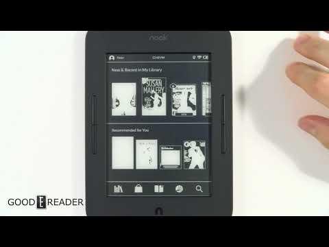 Barnes & Noble Nook Glowlight 3 Review