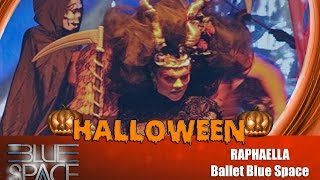 Blue Space Oficial - Halloween Party 2015 - Raphaella e Ballet - 30.10.15