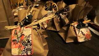 Blessings Gift Bags for Prosperity, Peace, Protection and Healing~ Yule, Holiday, Seasonal Thumbnail