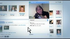 Learn how to video chat in orkut