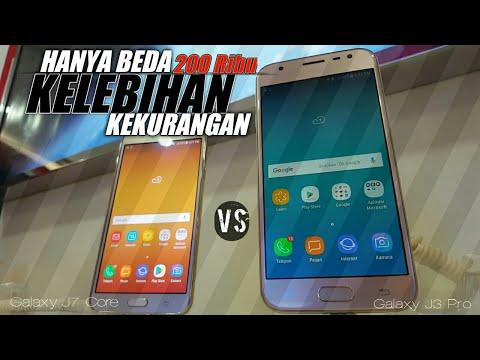 Kelebihan dan Kekurangan Samsung Galaxy J3 Pro Vs J7 Core - Tentukan Pilihanmu !!!