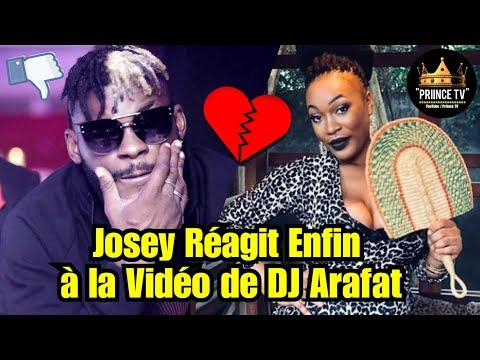 🛑 JOSEY Réagit à La Vidéo De DJ ARAFAT - Journal De PRIINCE TV