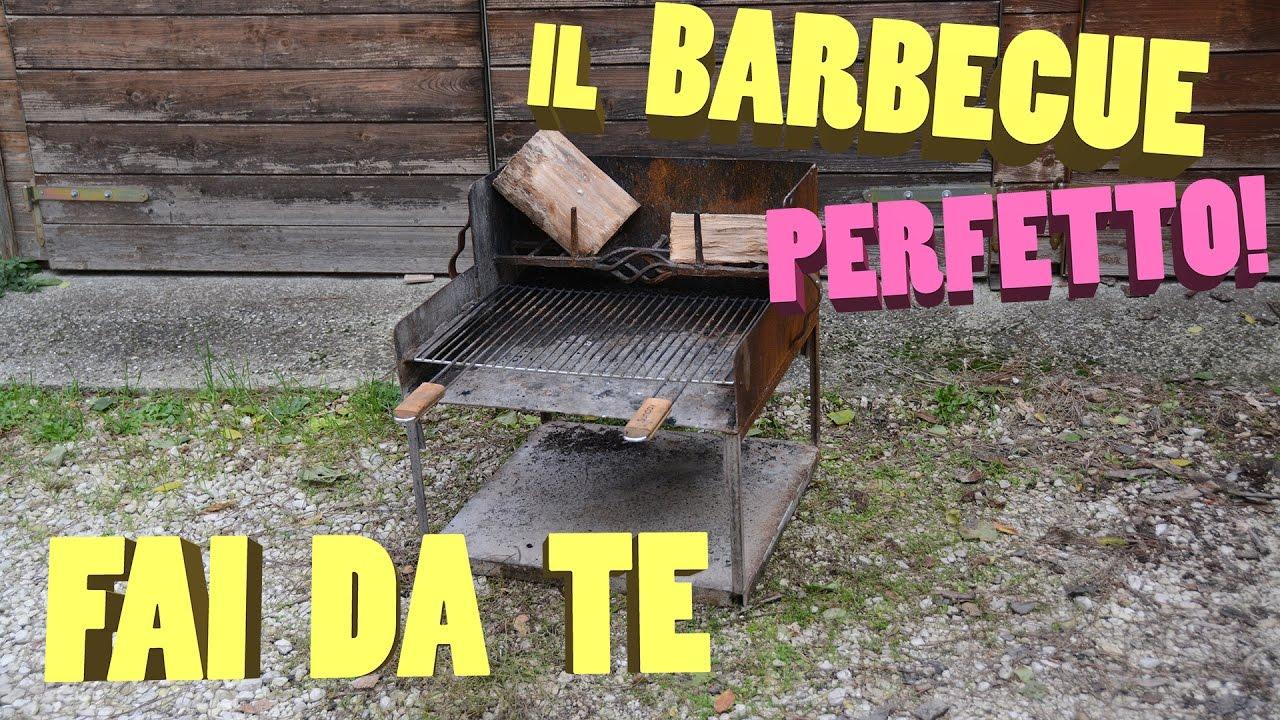 Il barbecue perfetto fai da te anche il barbecue youtube for Affumicatore portatile