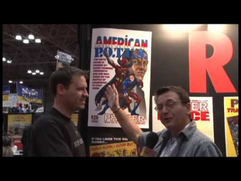 NEWSARAMA gives you a tour of NYCC!
