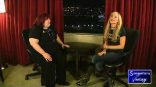 Jan Linder-Koda interviewed for SongwritersVantage.com at the Taxi Road Rally