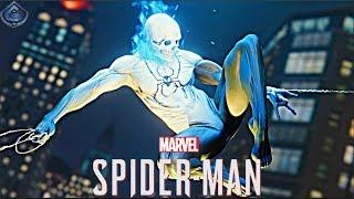 Spider-Man PS4 - Spirit Spider Suit Free Roam Gameplay!