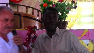 PASTOR CARLOS SOTO PREDICA EN HAITI