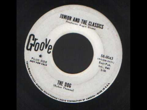 Junior and the classics - do the dog - Groove Records 60s Beat Garage