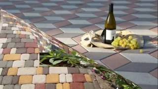 Тротуарная плитка видео(Приобретайте качественную тротуарную плитку и брусчатку http://krovly.com.ua/trotuarnaja-plitka-i-bruschatka/ тротуарная плитка..., 2016-11-03T12:24:22.000Z)