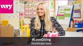#Lovegiving 2017 - Children's stories - Nominate Now.