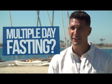Fasting For Multiple Days: GOOD OR BAD?