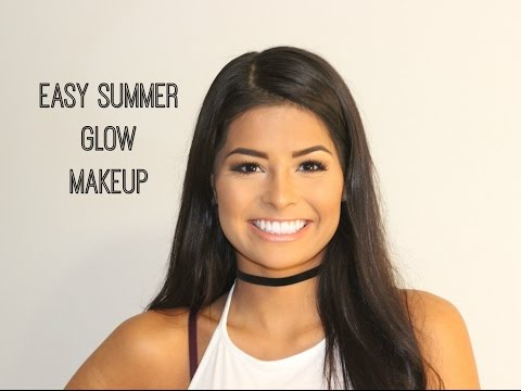 Easy Summer Makeup GLOW | Madison Danielle
