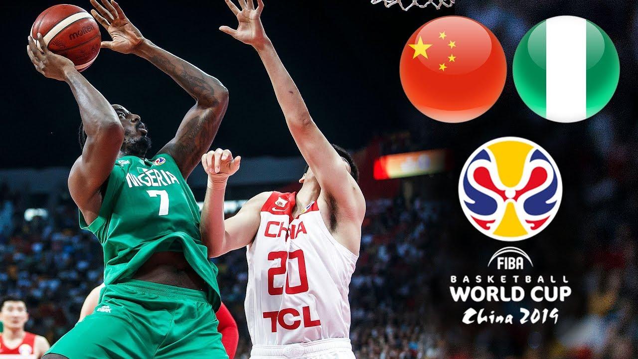 China 🇨🇳 v Nigeria 🇳🇬 - Classic Full Games