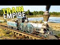BUILDING THE LARGEST MILLION DOLLAR WILD WEST TRAIN COMPANY! - Railway Empire Gameplay