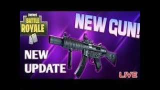 Action Packed Fortnite season 4 NEW God Gun PS4 pro Full HD