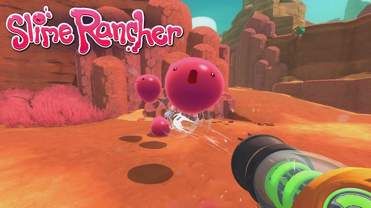 Slime Rancher (PC) Gameplay