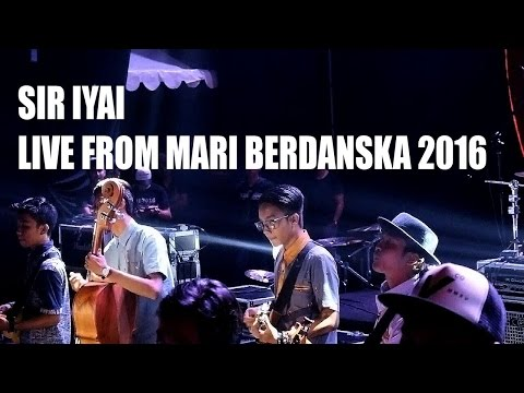 SIR IYAI - DANCING IN THE MOON & MY WAY (LIVE FROM MARI BERDANSKA 2016) HD