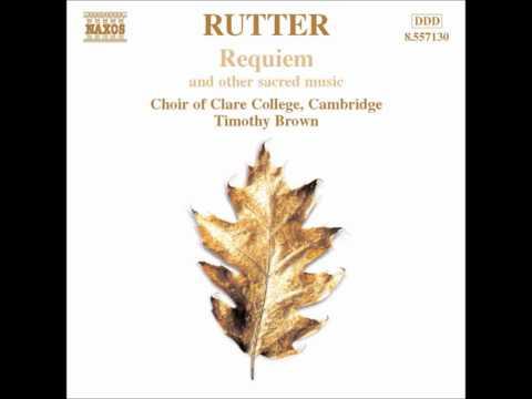 Rutter Requiem