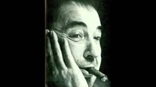 """""""For sent"""" Stig Lommer med Niels Rothenborg ved flyglet  1967"""