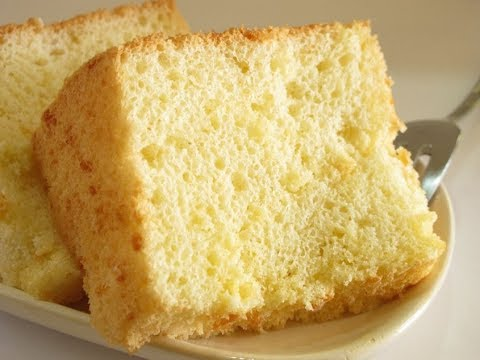How To Make Chiffon Cake Without Cream Of Tartar