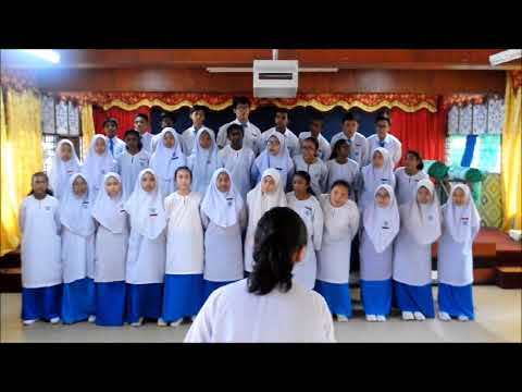 Choral Speaking on Bullying by SMK Ulu Tiram