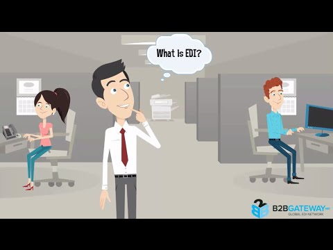 What is EDI (Electronic Data Interchange) Tutorial | B2BGateway