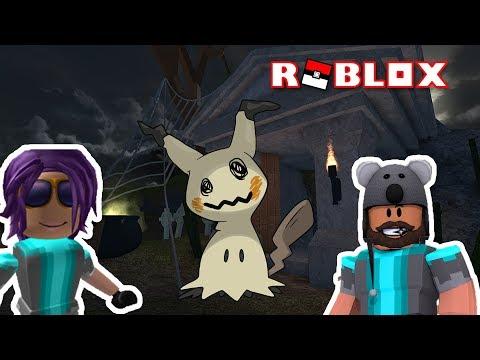 HALLOWEEN EVENT: MIMIKYU!! | Pokémon Brick Bronze [#29] | ROBLOX w/ Thinknoodles