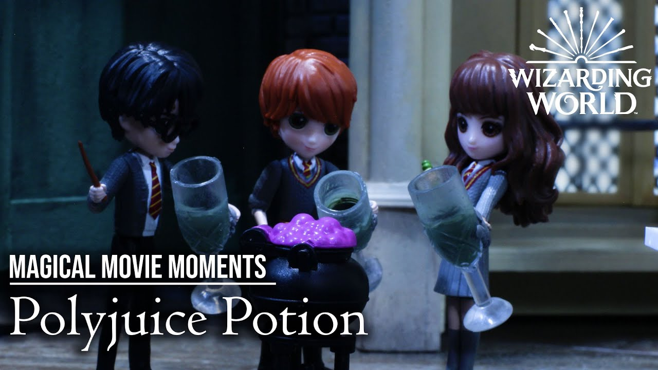 Download Polyjuice Potion | Harry Potter Magical Movie Moments