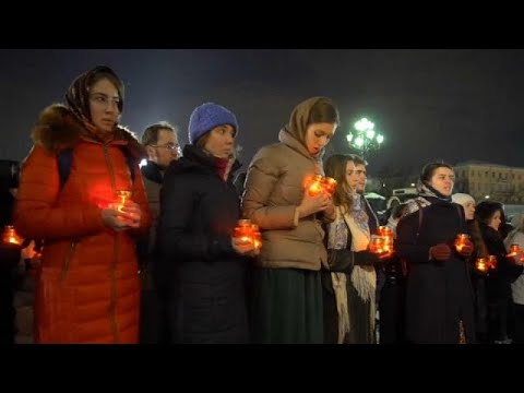 Investigation underway to find out cause of Russian plane crash