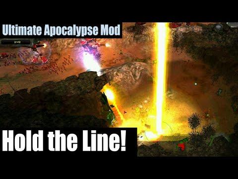 Ultimate Apocalypse Mod Skirmish Battles - Hold the Line!