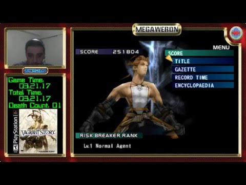 Vagrant Story - Part 3 Second Day Broadcasting. Multistreaming with Restream.io