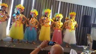 Hawaiian Dance Christmas Party Presentation 2014