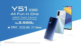 vivo Y51 - All Fun in One | Function Video