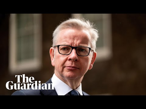 Michael Gove 'saddened by EU refusing to negotiate' on Brexit