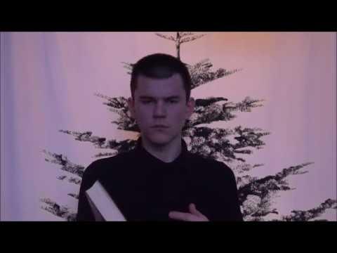 Изображение предпросмотра прочтения – ЭмильОтакулов читает произведение «Послушайте! (Послушайте! Ведь, если звезды зажигают…)» В.В.Маяковского