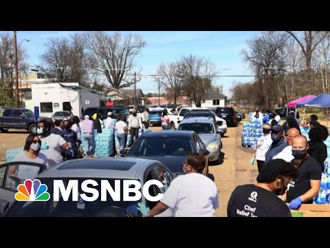 Jackson, Mississippi Suffers Water Crisis As Aging Water Infrastructure Problem Grows | MTP Daily