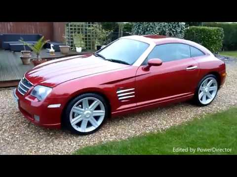 Video Review Of 2004 Chrysler Crossfire Coupe For Sdsc Specialist Cars Cambridge Uk