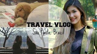 BRAZIL TRAVEL VLOG | São Paulo