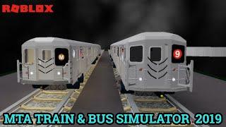 ROBLOX: MTA Train & Bus Simulator (Sneek Peek 2019)