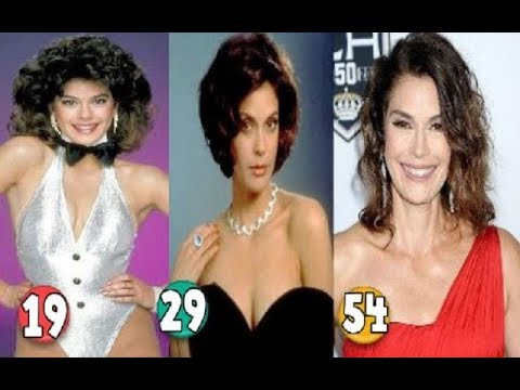 Teri Hatcher ♕ Transformation From 13 To 54 Years OLD
