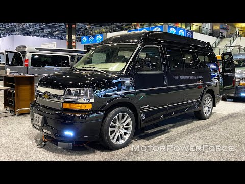 2020 Chevrolet Express 2500 Explorer Limited SE Travel Van