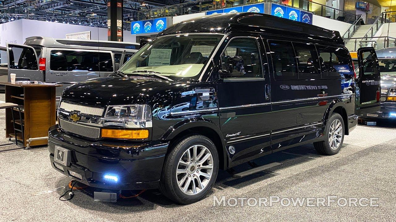 Kelebihan Chevrolet Express Top Model Tahun Ini