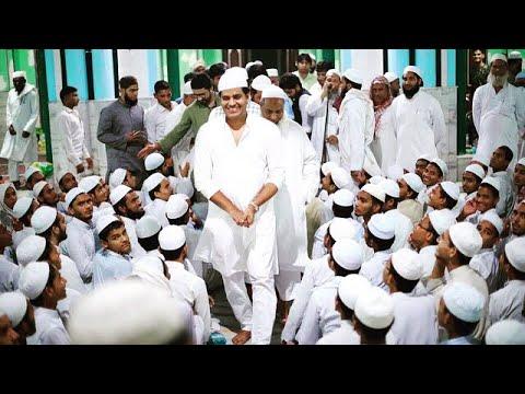 मदरसा ''मील खेडला'' मेवात (राजस्थान) में इमरान प्रतापगढ़ी का दौरा    ख़ूबसूरत पल    13 OCT 2017