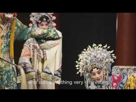 Portrait of a Beijinger 北京人的肖像 - Beneath the Makeup 脸谱之下