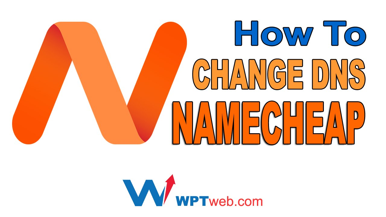How To Change DNS Server Namecheap? Connect Your Domain To A Web Hosting - WordPress Tutorial 4