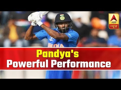 India Vs Australia: Report On Hardik Pandya's Powerful Performance | ABP News