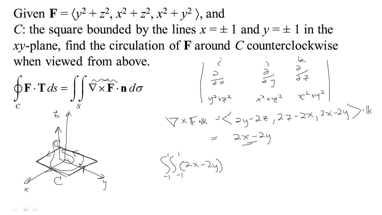 stokes theorem Math 396 stokes' theorem with corners 1 motivation the version of stokes' theorem that has been proved in the course has been for oriented manifolds.