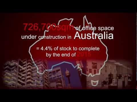 Australia - Office Leasing Highlights -- Q3 2012